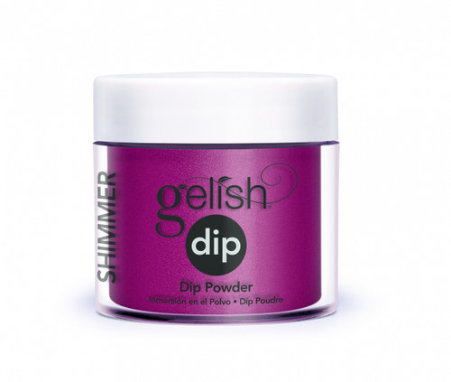 Gelish Dip What's Your Poinsettia?