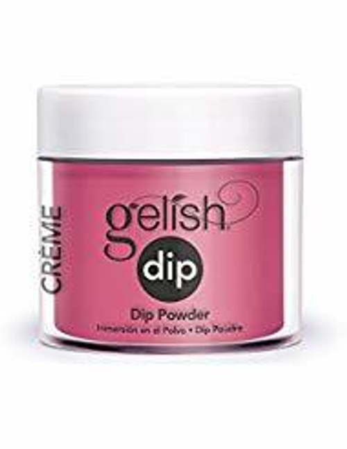 Gelish Dip Don't Pansy Around