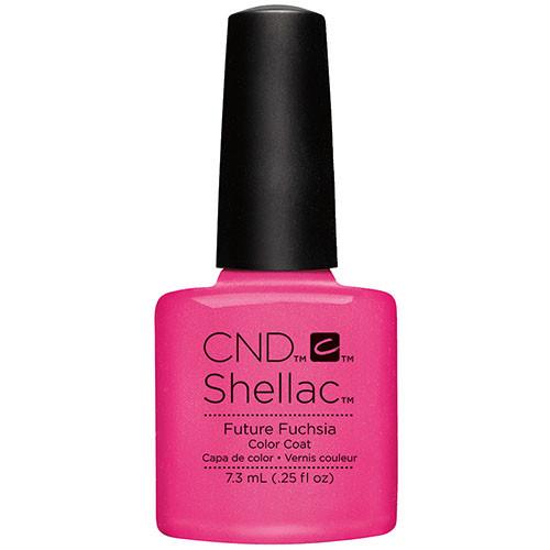 CND Shellac Future Fuchsia