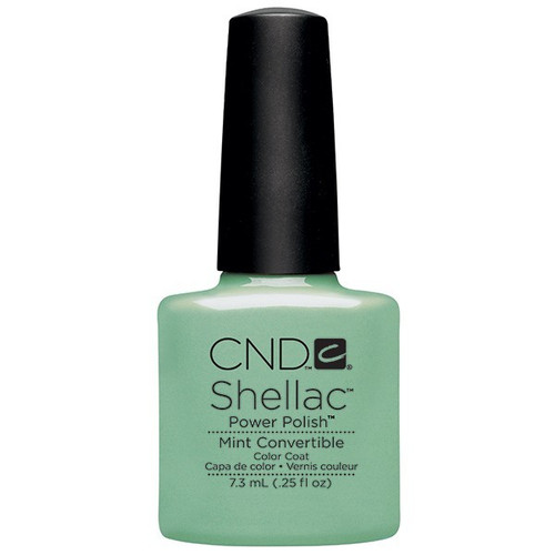 CND Shellac Mint Convertible