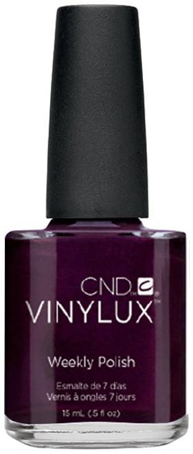 CND Vinylux Plum Paisley