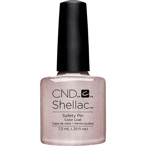 CND Shellac Safety Pin