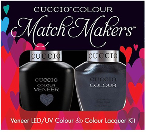 Cuccio Match Makers Gel Polish Nantucket Navy