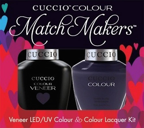Cuccio Match Makers Gel Polish London Underground