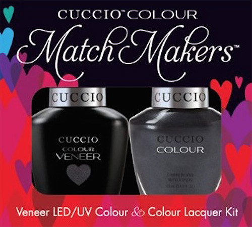 Cuccio Match Makers Gel Polish Oh My Prague
