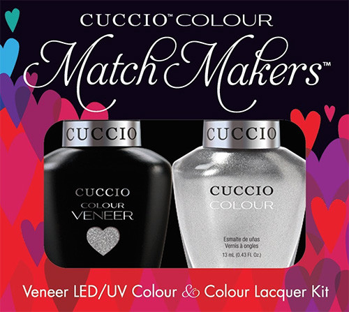 Cuccio Match Makers Gel Polish Hong Kong Harbor