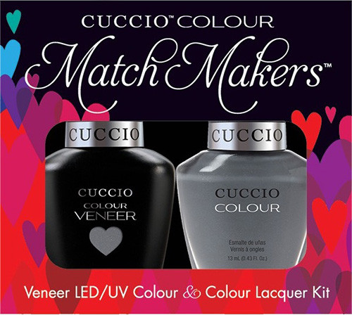 Cuccio Match Makers Gel Polish Soaked In Seattle