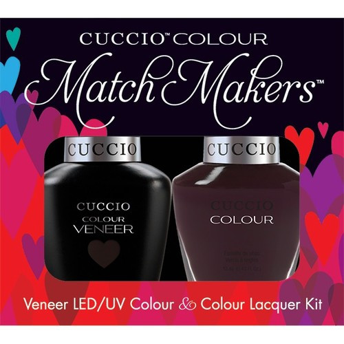 Cuccio Match Makers Gel Polish Romania After Dark