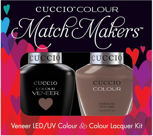 Cuccio Match Makers Gel Polish Speeding On The German Autobahn