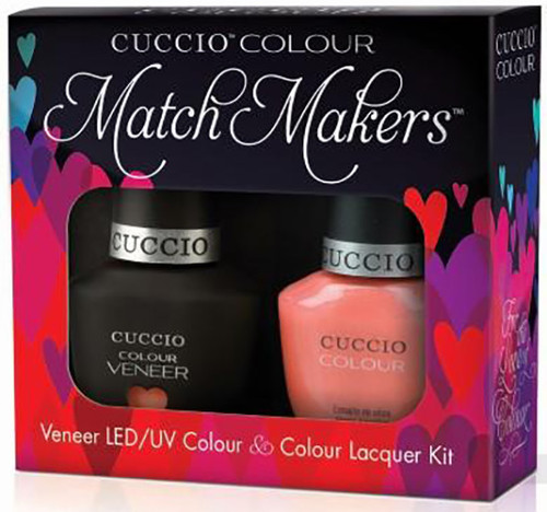 Cuccio Match Makers Gel Polish Goody, Goody Gum Drops