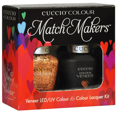 Cuccio Match Makers Gel Polish After Party
