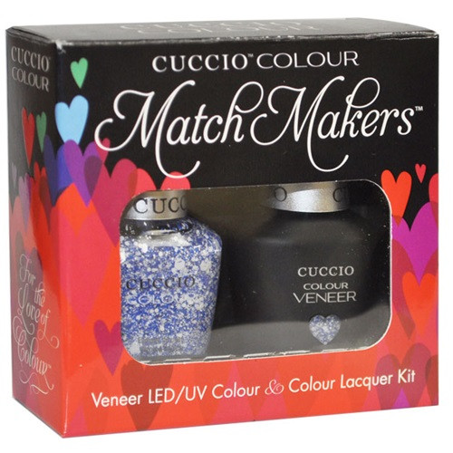Cuccio Match Makers Gel Polish All The Rave