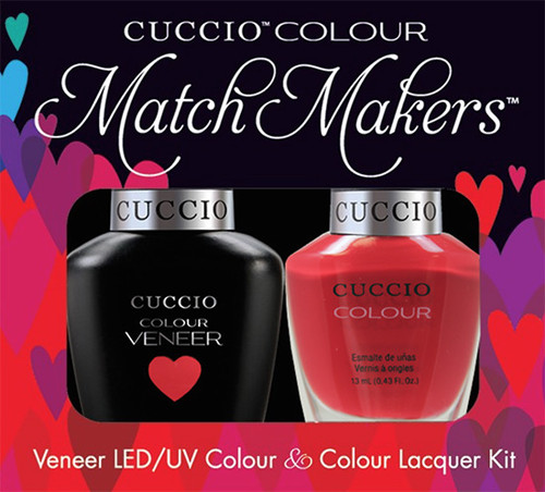 Cuccio Match Makers Gel Polish A Pisa My Heart