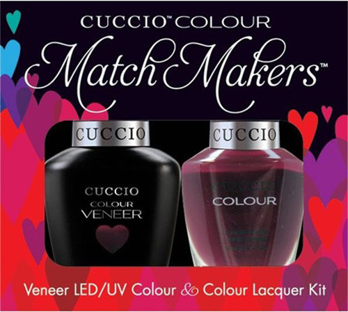 Cuccio Match Makers Gel Polish Positively Positano