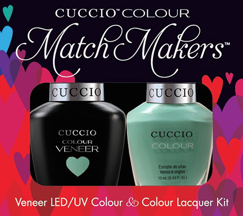 Cuccio Match Makers Gel Polish Karma
