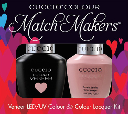 Cuccio Match Makers Gel Polish Namaste
