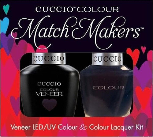 Cuccio Match Makers Gel Polish Wild Knights