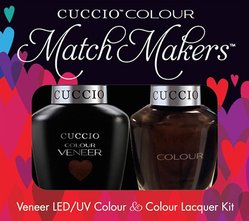 Cuccio Match Makers Gel Polish Duke It Out