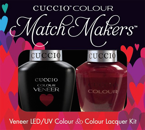 Cuccio Match Makers Gel Polish That's So Kingky
