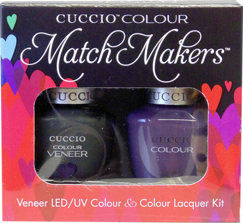 Cuccio Match Makers Gel Polish Count Me In!