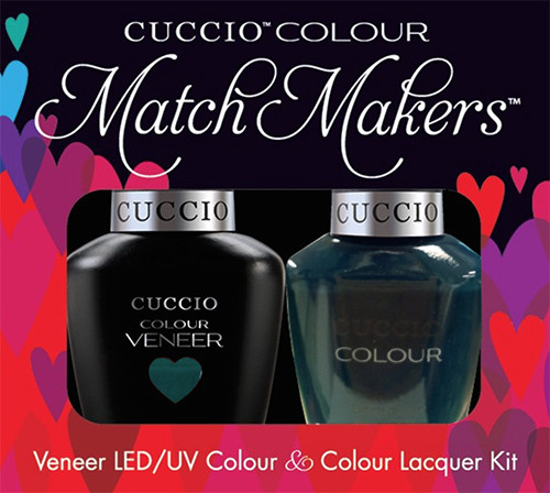 Cuccio Match Makers Gel Polish Prince I've Been Gone