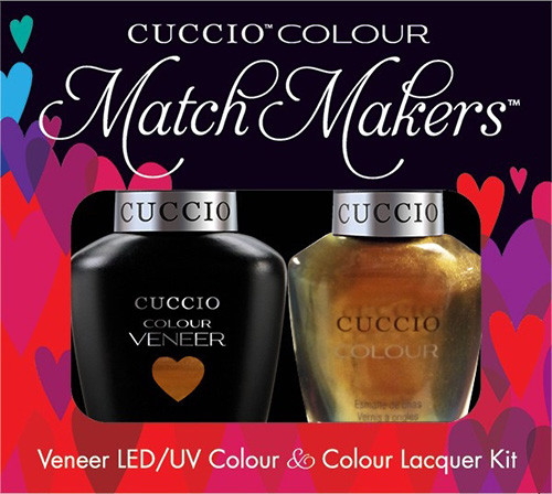 Cuccio Match Makers Gel Polish Crown Jewels