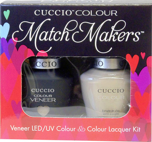Cuccio Match Makers Gel Polish Oh Naturale