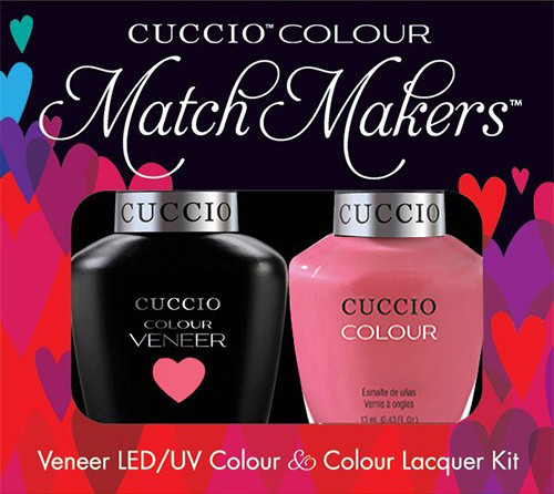 Cuccio Match Makers Gel Polish Sweet Treat