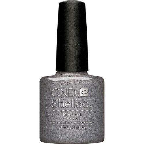 CND Shellac Mercurial