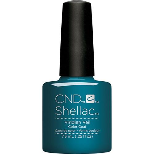 CND Shellac Viridian Veil