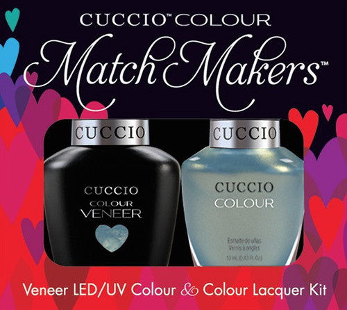Cuccio Match Makers Gel Polish Shore Thing