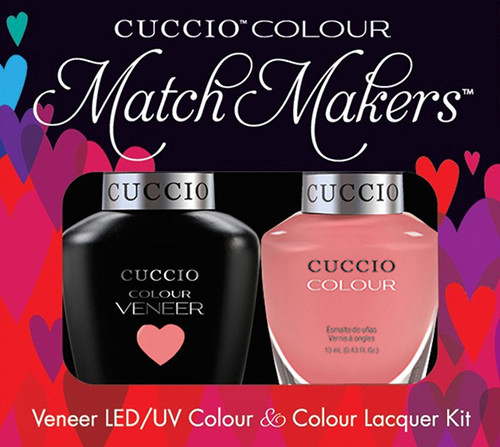 Cuccio Match Makers Gel Polish All Decked Out