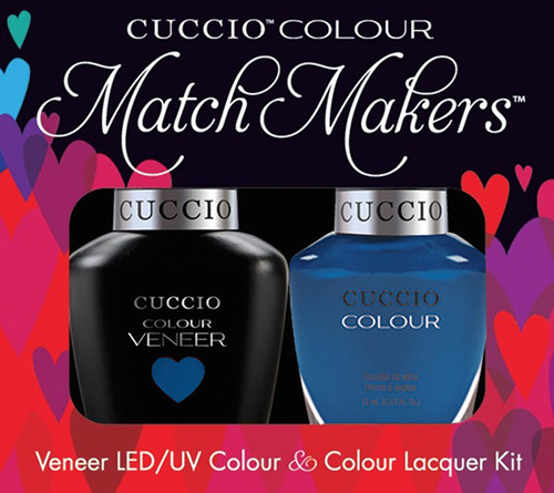 Cuccio Match Makers Gel Polish Got The Navy Blues