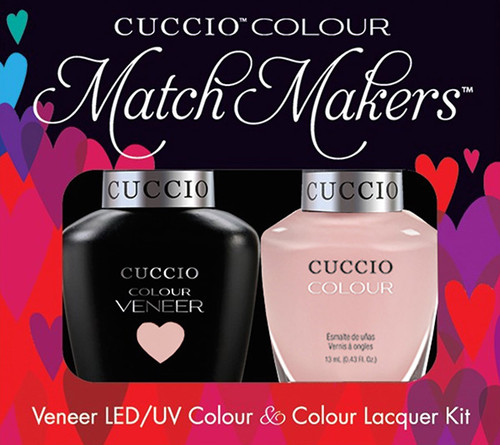 Cuccio Match Makers Gel Polish On Sail