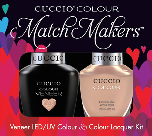 Cuccio Match Makers Gel Polish I Want Moor