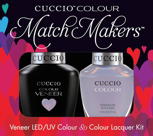 Cuccio Match Makers Gel Polish Message In A Bottle
