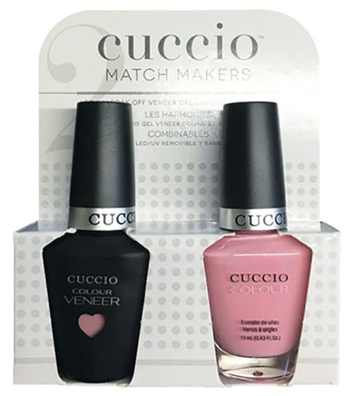 Cuccio Match Makers Gel Polish Pink Lady