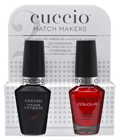 Cuccio Match Makers Gel Polish Bloody Mary