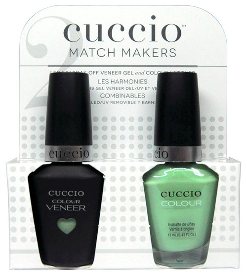 Cuccio Match Makers Gel Polish Positivity!