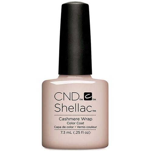CND Shellac Cashmere Wrap