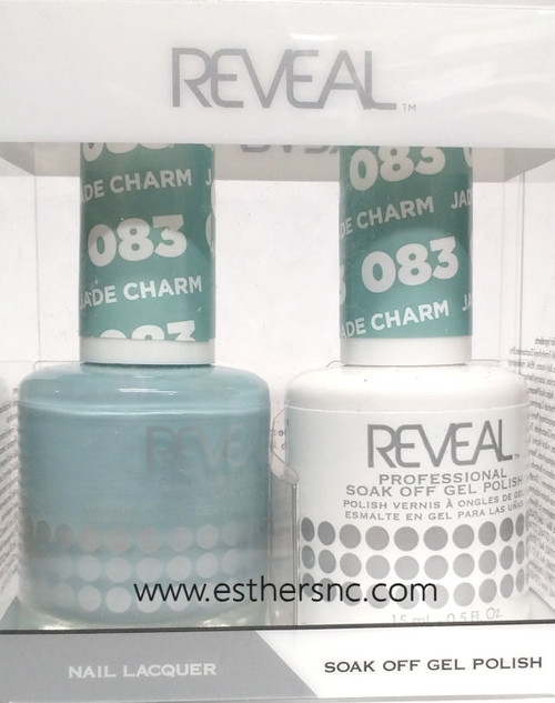 Reveal Gel Polish Jade Charm #083