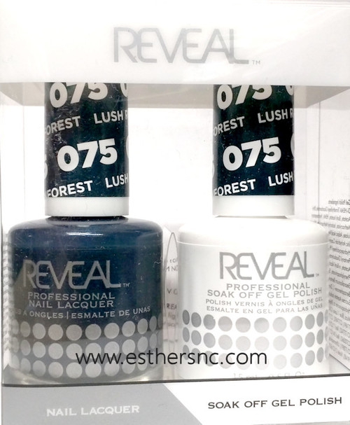 Reveal Gel Polish Lush Forest #075