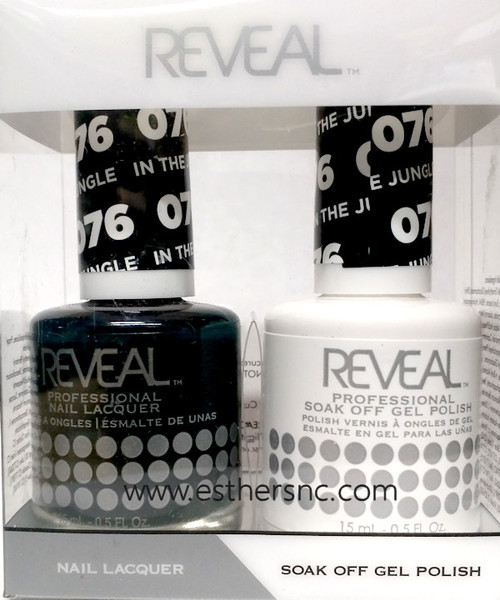 Reveal Gel Polish In The Jungle #076