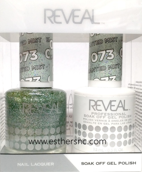 Reveal Gel Duo Enchanted Mist #073