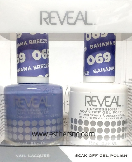 Reveal Gel Duo Bahama Breeze #069