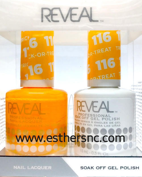 Reveal Gel Trick Or Treat #116