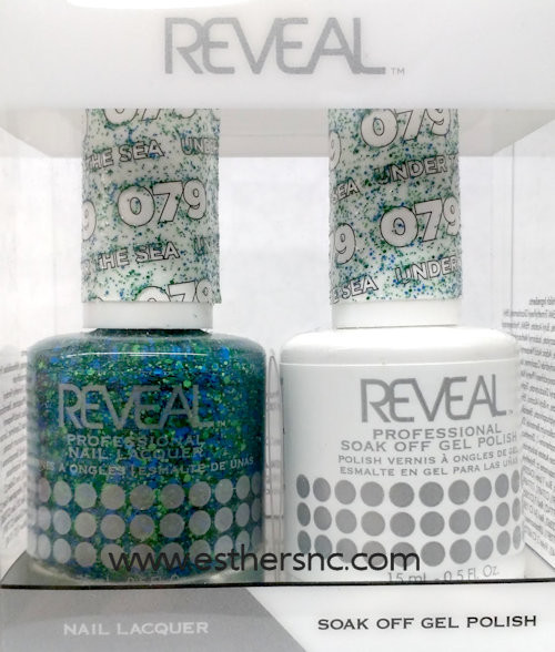 Reveal Gel Under The Sea #079