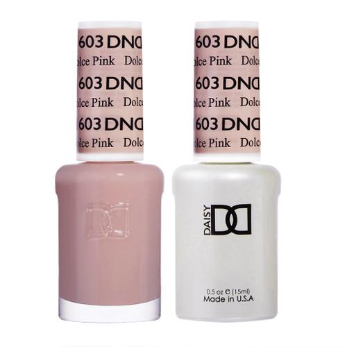 Daisy Gel Polish Dolce Pink #603