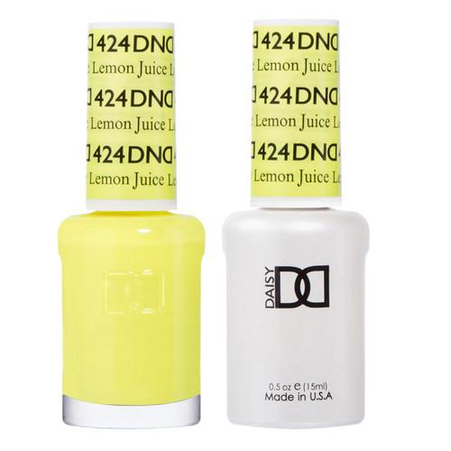 Daisy Gel Polish Lemon Juice 424