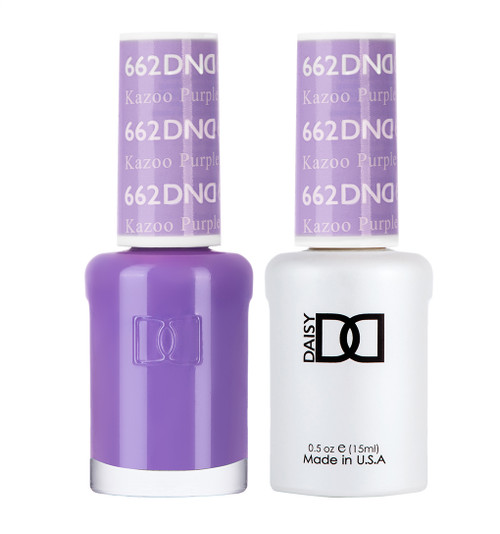 Daisy Gel Polish Kazoo Purple #662